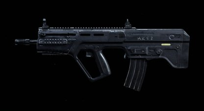 RAM-7 Assault Rifle