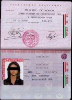 Паспорт серия и номер рф – Серия и номер паспорта, где можно посмотреть в 2019 году