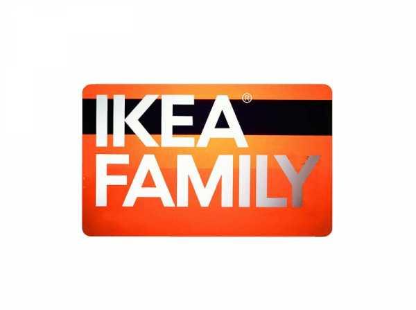 Ikea Family карта проверить баланс Ikea Family