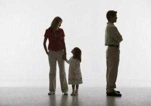 Развод если есть дети и ипотека