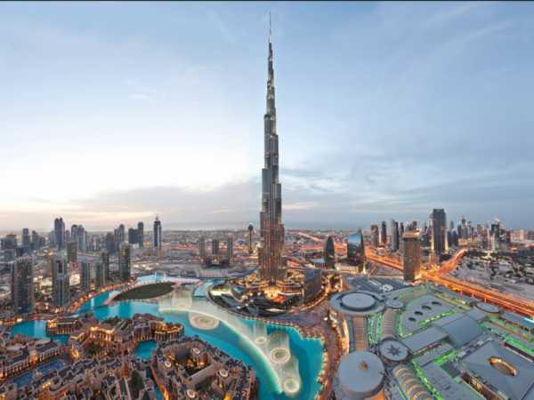 Дубай богатый город недвижимость в испании на побережье цены