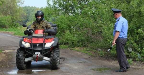 Какие нужны права на квадроцикл в беларуси